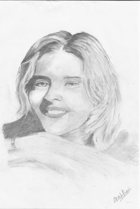 Kate Winslet by AkashRanjan